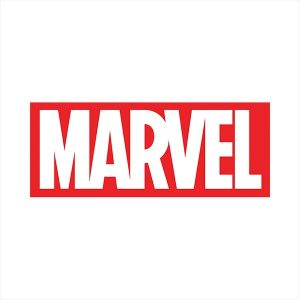 Camisetas frikis - Logotipo Marvel