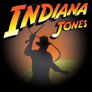 Camisetas frikis - Indiana Jones
